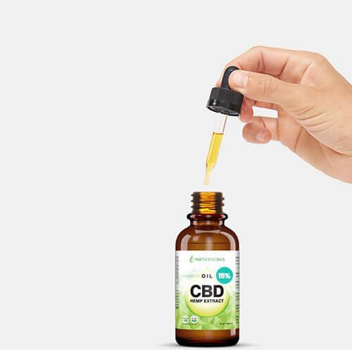 óleo de cbd 15