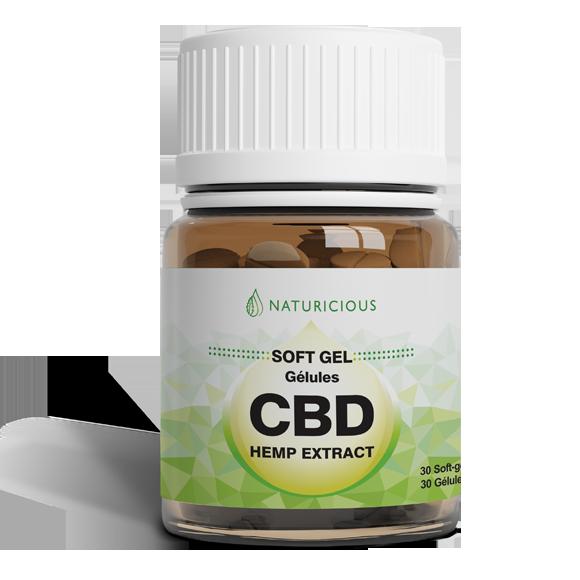 cbd soft gel