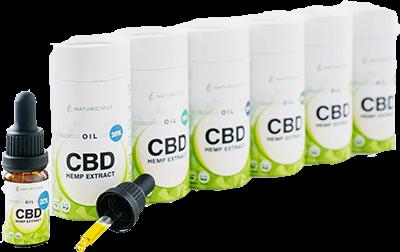 óleo de canabidiol cbd de largo espectro